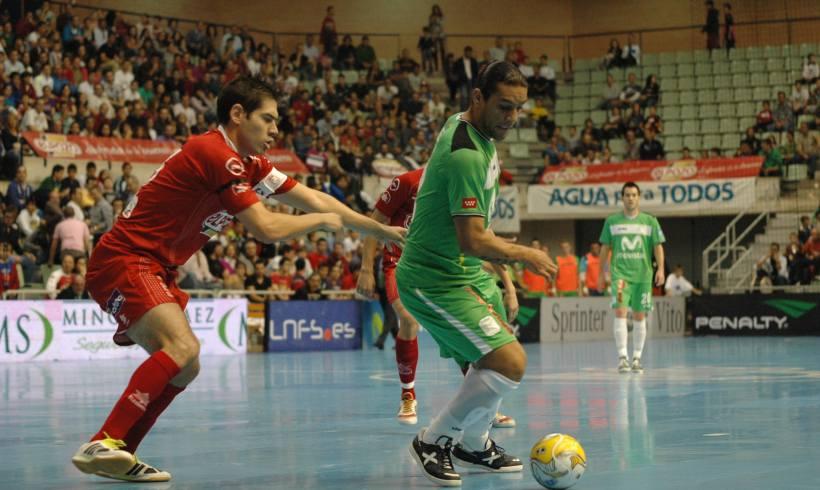 Así ve el capitán de ElPozo Murcia FS, Kike Boned,  el 'clásico' de Primera División: Inter-ElPozo