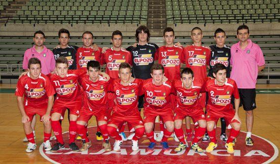El equipo juvenil ya está en semis de la IX Copa de España de Clubes