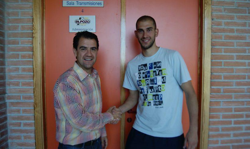 Rafa será portero de ElPozo Murcia hasta junio de 2014