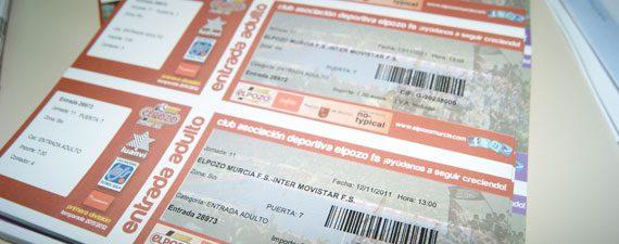Ya están a la venta las entradas para los universitarios a 5 EUROS