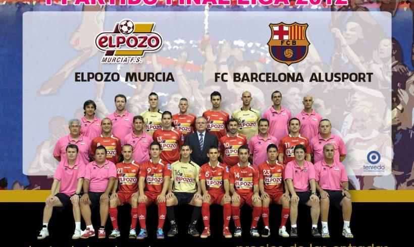 ElPozo Murcia FS – FC Barcelona Alusport