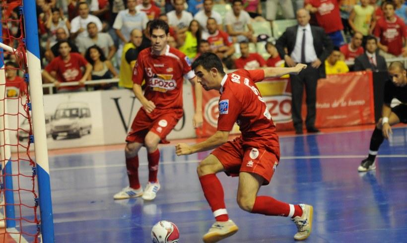 ElPozo Murcia fuerza el quinto partido de la Final con un gol de Gréllo a dos segundos de la bocina