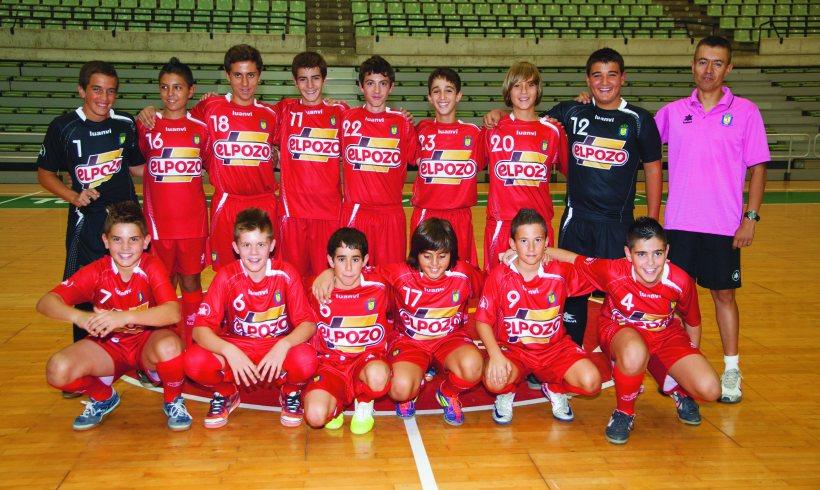 El equipo infantil disputará este fin de semana en Sigüenza, el Campeonato de España