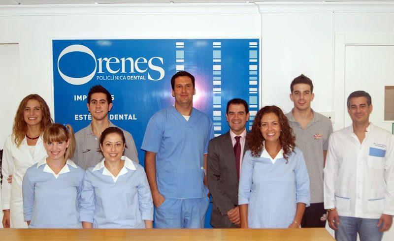 La Clínica Dental Dr. Orenes cuidará de la salud bucal de ElPozo Murcia FS y sus bases
