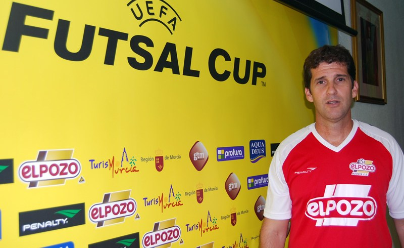 ElPozo Murcia FS afronta su sexta Ronda Élite  UEFA Futsal Cup