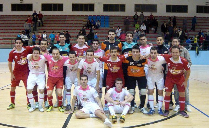 ElPozo Murcia FS disputará su tercera Final de la Copa Presidente FFRM al ganar 2-7 a ElPozo Ciudad