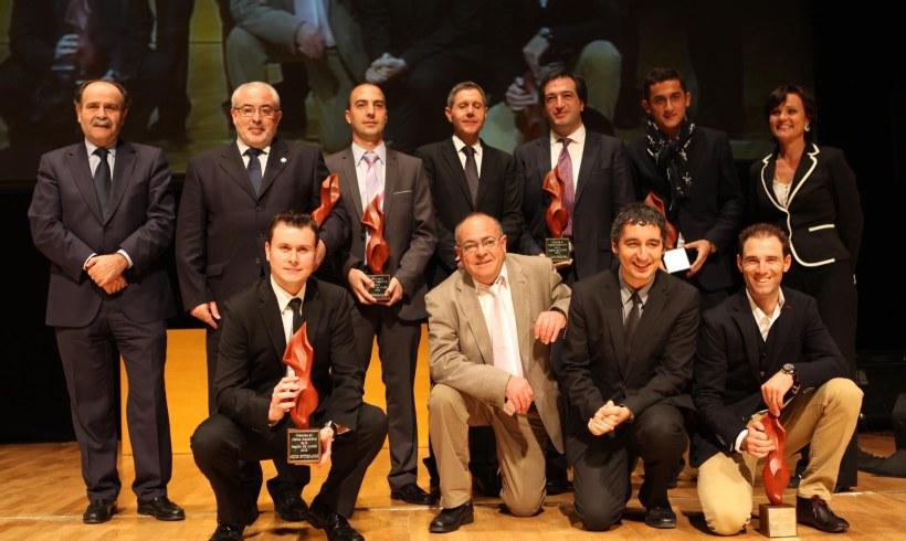 Juan F. Fuentes, 'Mejor Entrenador' por la Asociación de la Prensa Deportiva de la Región de Murcia