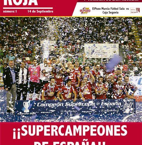Marea Roja nº1 2012-2013