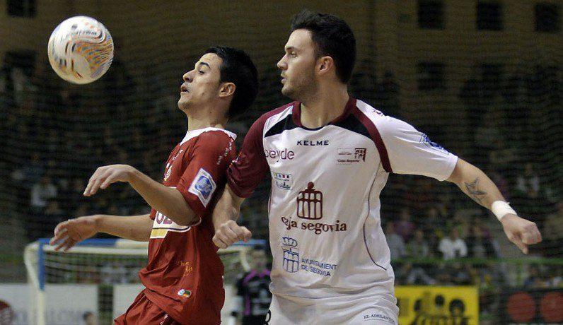 ElPozo Murcia empata en la difícil pista de Caja Segovia (1-1) y se sitúa a dos puntos del liderato