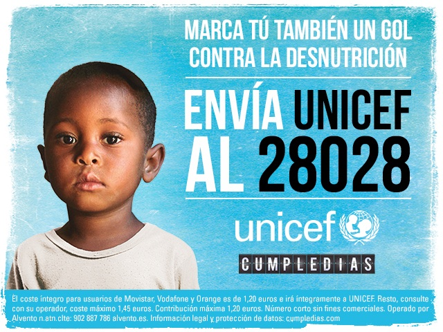 ElPozo Murcia FS declara el encuentro ante Santiago Futsal 'Partido Cumpledías' a favor de UNICEF España