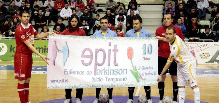Apoyo a los afectados de Parkinson