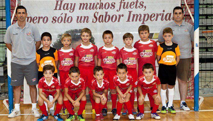 """ALJUCER ELPOZO """"B"""" se impone con claridad a A.D. Vistalegre Murcia y suma su 3ª victoria consecutiva (8-4)"""