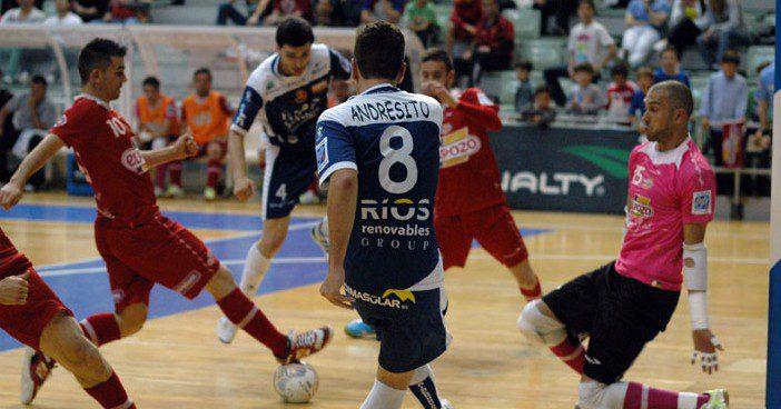 ElPozo Murcia mantiene el segundo puesto al ganar 4-3 a Ríos Renovables