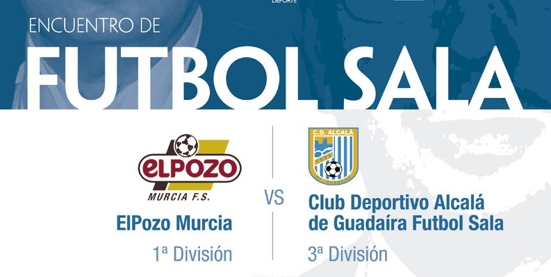 ElPozo Murcia FS disputará mañana un partido ante CD Alcalá de Guadaira FS con motivo del Memorial Juan Ríos en Sevilla