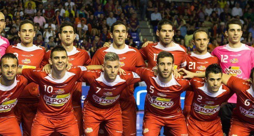 ¡AL ASALTO DEL PALAU!    FC BARCELONA ALUSPORT- ELPOZO MURCIA FS