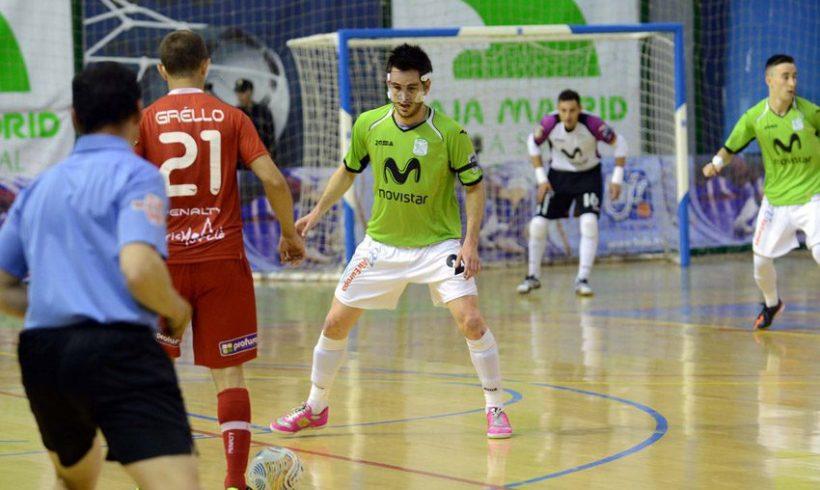 1 partido Semifinales 'PLAY OFF- LIGA 2013