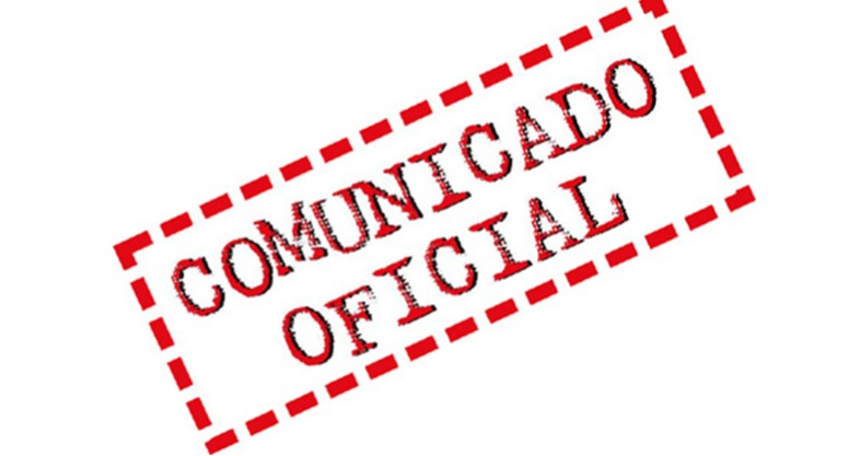 """Comunicado de Miguel Sagayo """"Miguelín"""""""