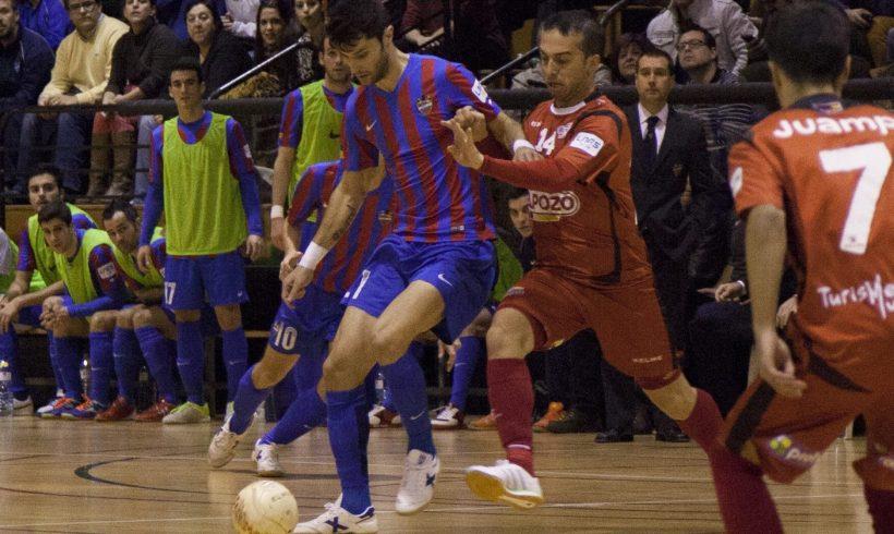Previa 28ª J LNFS ElPozo Murcia FS vs Levante UD DM
