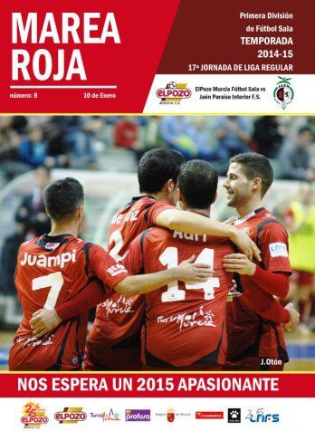 Revista Marea Roja Nº8 10 de Enero 2015
