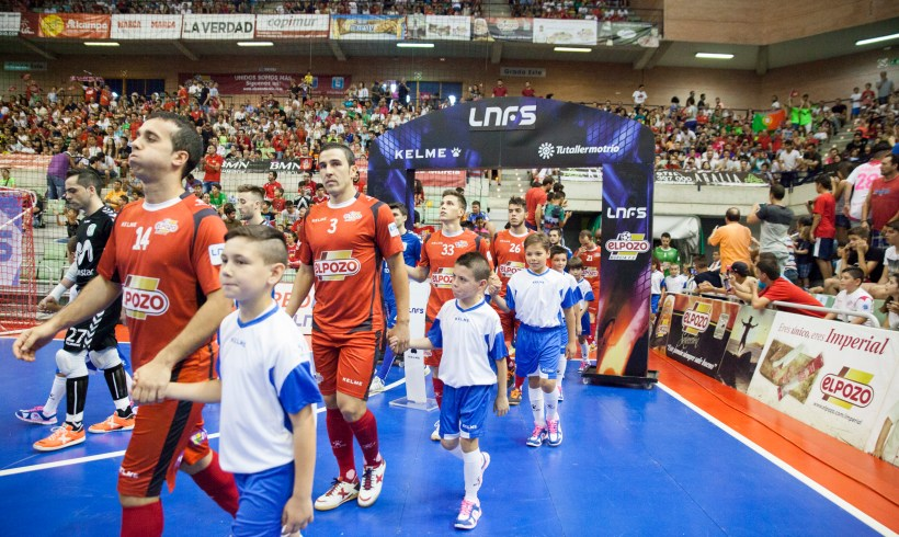 GALERIA. 3º Partido Final LNFS: ElPozo Murcia FS vs Inter Movistar