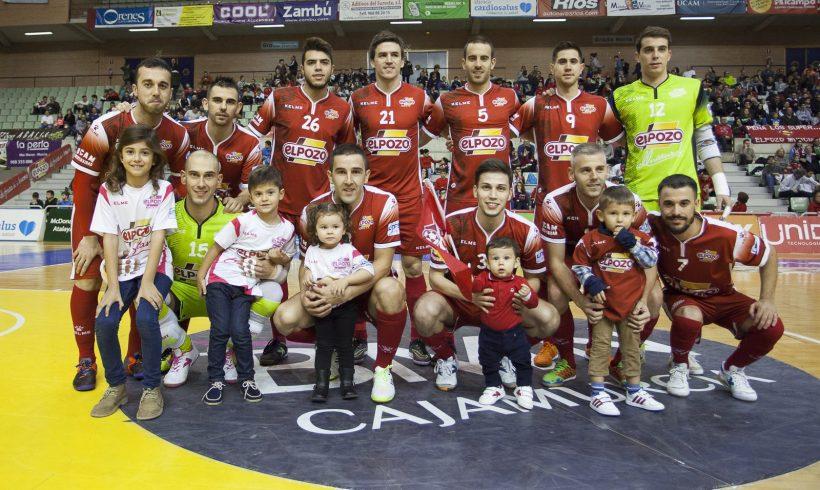 Galería Derbi Regional| ElPozo Murcia 2-1 Jumilla B. Carchelo