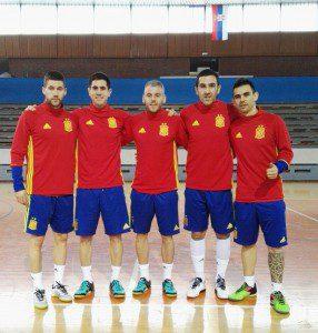 Cinco ElPozo con España