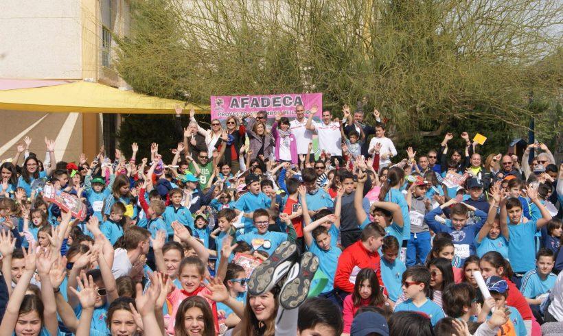Colegios| Rafa y José Ruiz clausuran las Jornadas Solidarias del colegio El Taller
