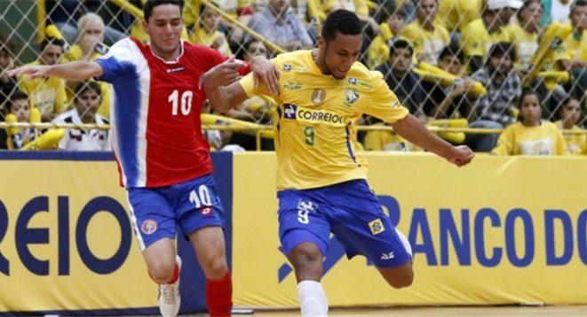 REFUERZO| El pívot brasileño Jê, nuevo jugador de ElPozo Murcia FS