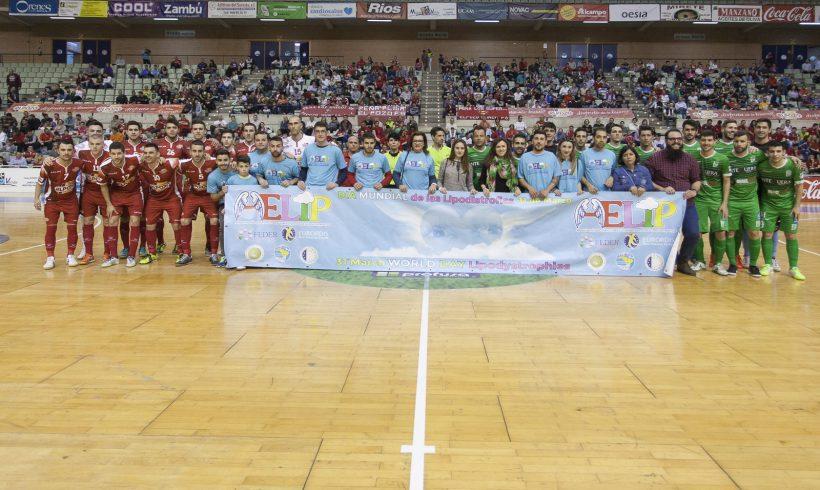 ElPozo Murcia y UMA Antequera apoyan la campaña por las Lipodistrofias