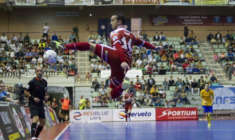 Oficial  Adri no continuará en ElPozo Murcia FS