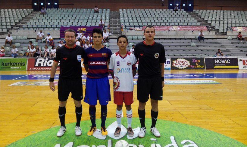 Galería Final Infantil| CD Puerto 2-1 FC Barcelona Lassa