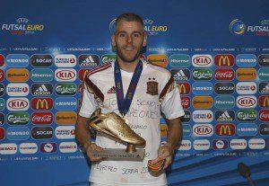 MIGUELIN MVP POR LA UEFA