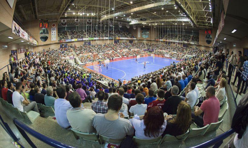 IDA Supercopa de España  El Palacio de Deportes, el sexto jugador (Miércoles 6 Sept 21.30H)