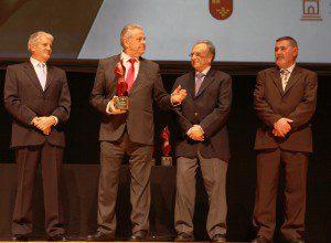 Gala del Deporte Murcia-Asociación de la Prensa Deportiva de la Región de Murcia-20-Diciembbre 2016.Auditorio Victor Villegas Murcia .