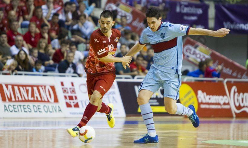 SORTEO SEMIS COPA DEL REY| ElPozo Murcia FS vs Levante UD FS a doble partido