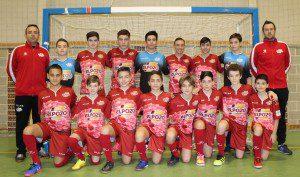 Equipo Infantil ElPozo FS