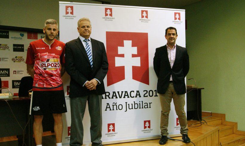 ACTO  La familia de ElPozo Murcia FS peregrina este domingo a Caravaca de la Cruz para ganar el Jubileo