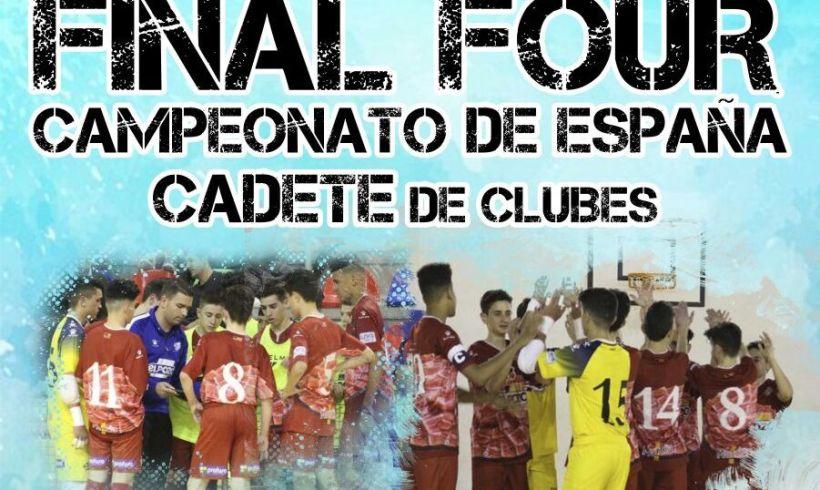 Cto España CADETE| El pabellón Cagigal acoge la Final Four los días 17 y 18 de Junio