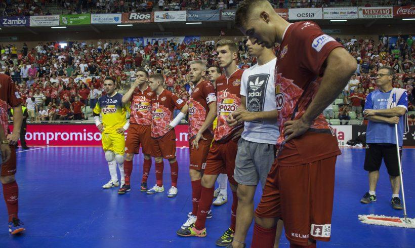 Crónica 3º Partido Semifinal| Final dramático para ElPozo Murcia al caer en la tanda de penaltisal caer en los penaltis