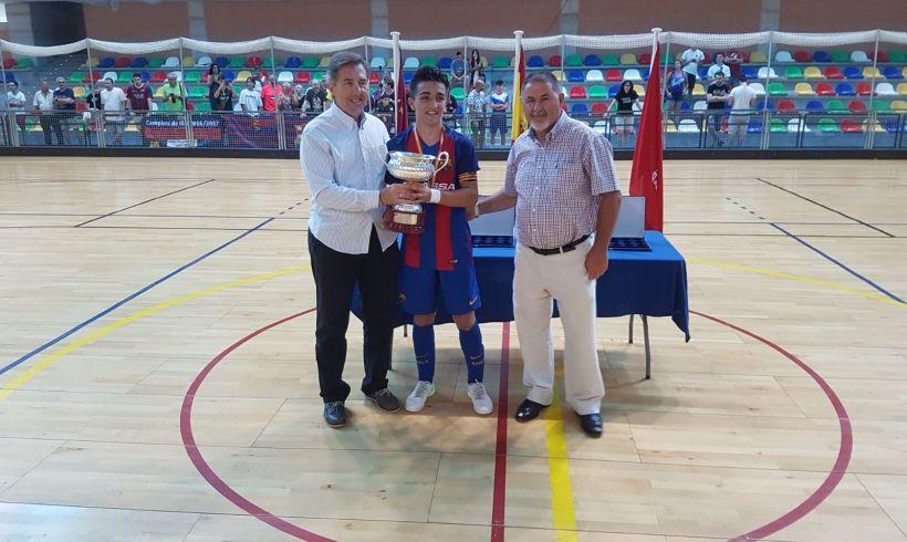 Cto España Cadete| El FC Barcelona Lassa se proclama campeón de España