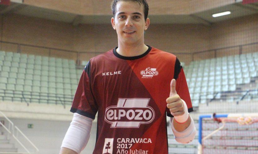 Pretemporada| Fabio con ganas del triangular ante Pinatar y Plásticos Romero Cartagena (16 Agosto)