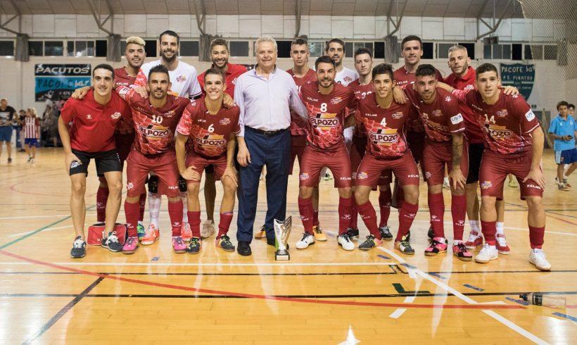 Crónica Triangular| ElPozo Murcia campeón del I Trofeo Pinatar Único