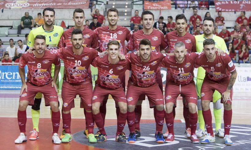 Galería| ElPozo Murcia FS 8-1 Ríos Renovables Zaragoza. Fotos @PascuMendez