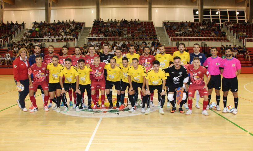 Crónica Torneo en Elda| ElPozo Murcia disputará la final al ganar 1-7 a CD Nueva Elda