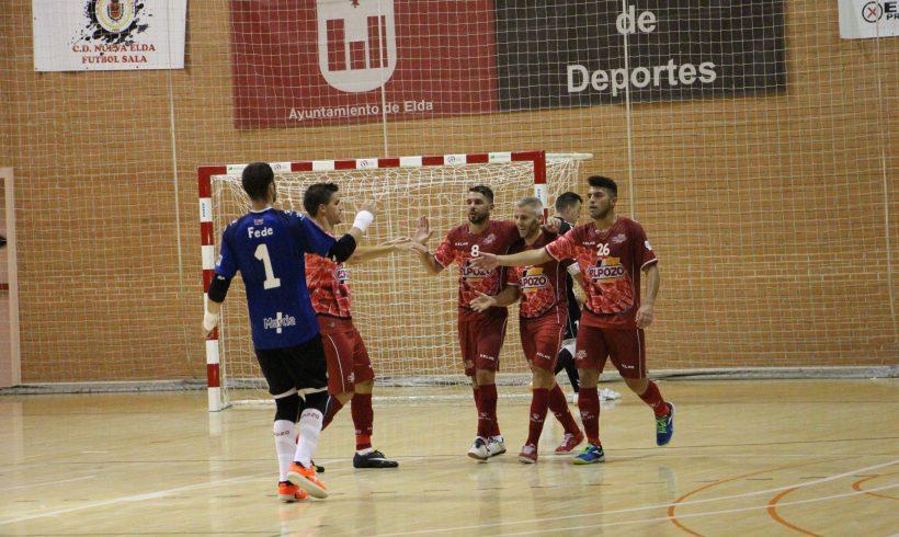 Galería Torneo Fiestas Mayores Elda| Semifinal Nueva Elda vs ElPozo Murcia FS