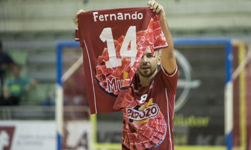 Galería Jª 7 LNFS| ElPozo Murcia 4-4 Levante UD FS Fotos @PascuMendez