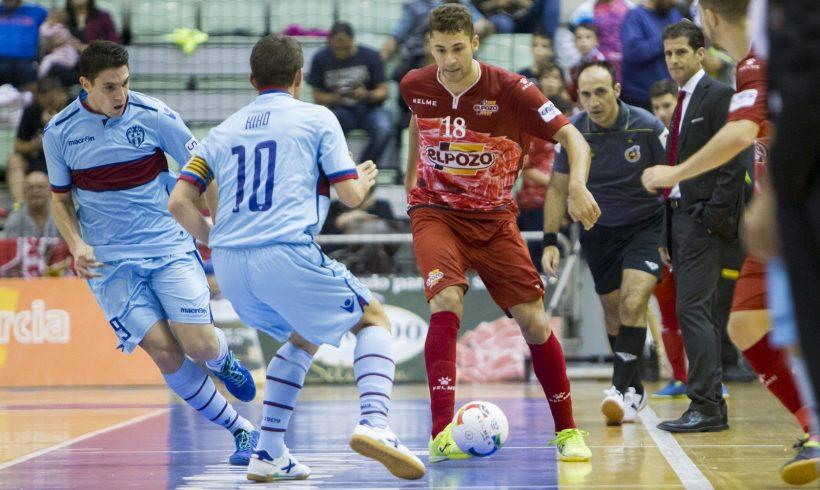 PREVIA Jª 7 LNFS| ElPozo Murcia vs Levante UD FS: ¡Regresa Miguelín!