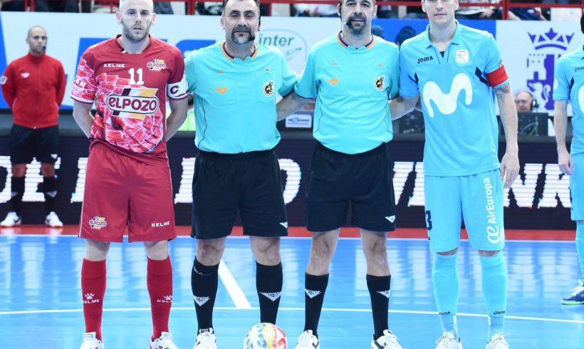 CRÓNICA Clásico LNFS| Movistar Inter 4-1 ElPozo Murcia FS