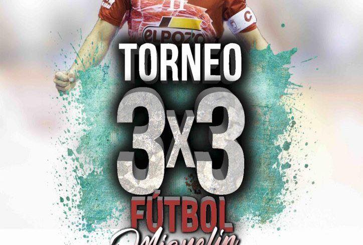 NAVIDAD| Apúntate con tus amigos al I Torneo de fútbol 3×3 Miguelín en el centro State La Flota el 27 de Diciembre