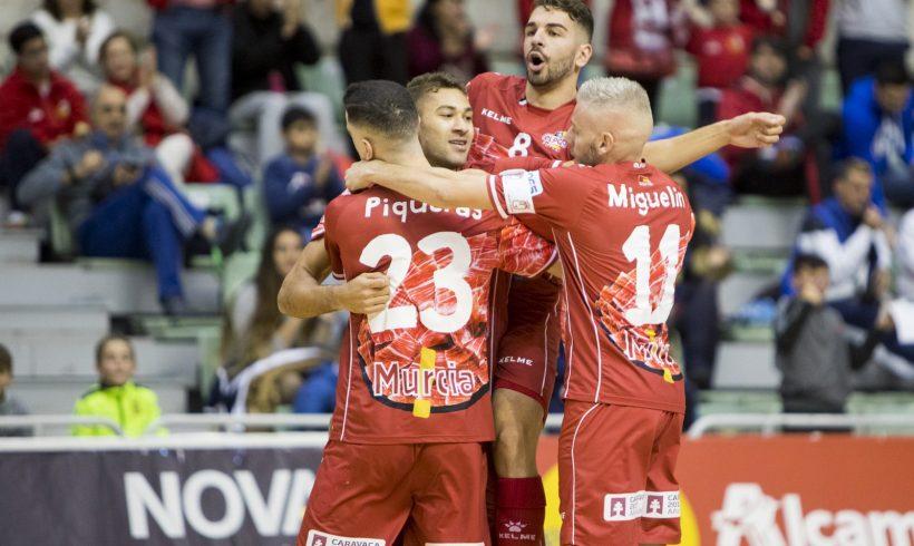 Crónica Jª16| ElPozo Murcia gana 5-1 a O'Parrulo y duerme segundo